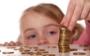 Допомога на дітей ФОП